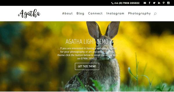 agatha light