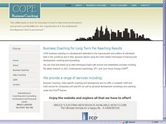 Cope Business Coaching