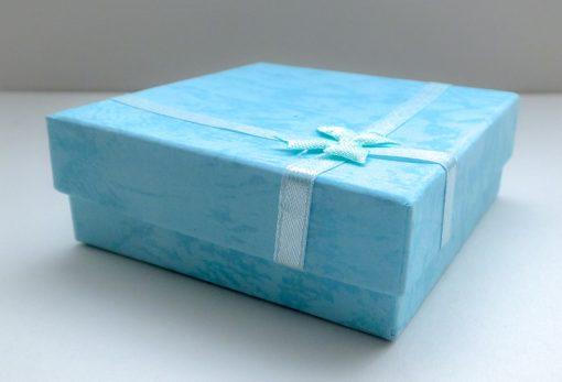 Light Blue Luxury Gift Boxes