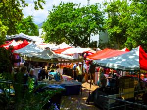 """Slow Market"" Stellenbosch"