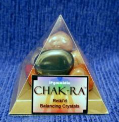 Chak-ra Energy Balancing Crystals