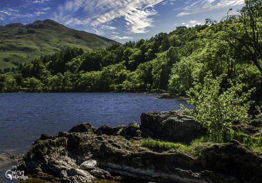 Loch Lomond - Enhanced