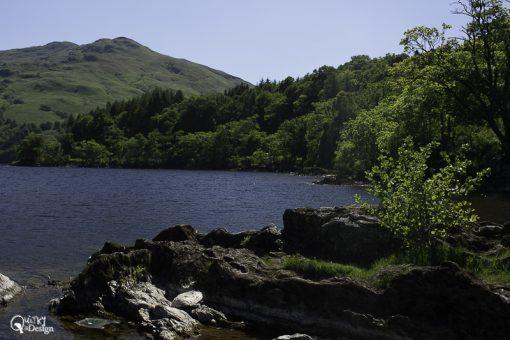 Loch Lomond - Off Camera