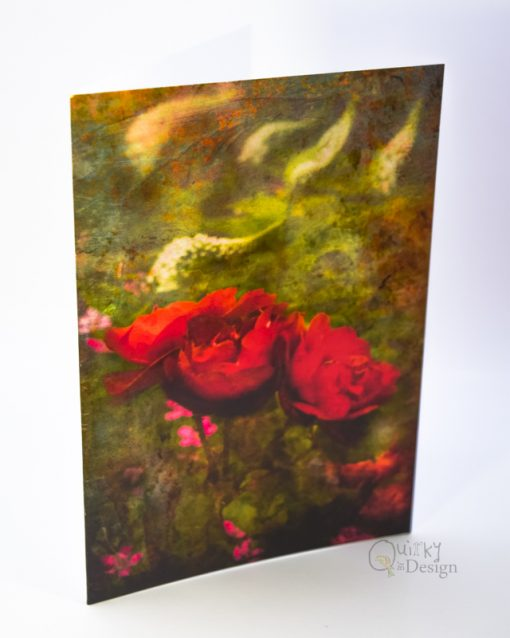 Gooseneck and Roses